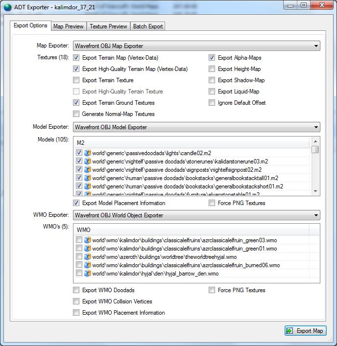 Converting WoW Terrain to UDK with Machinima Studio – Lagspike
