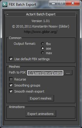 Upk File Converter