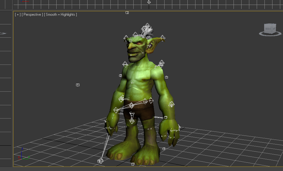 Importing WoW Models with Animations (FBX) into 3DS Max – Lagspike